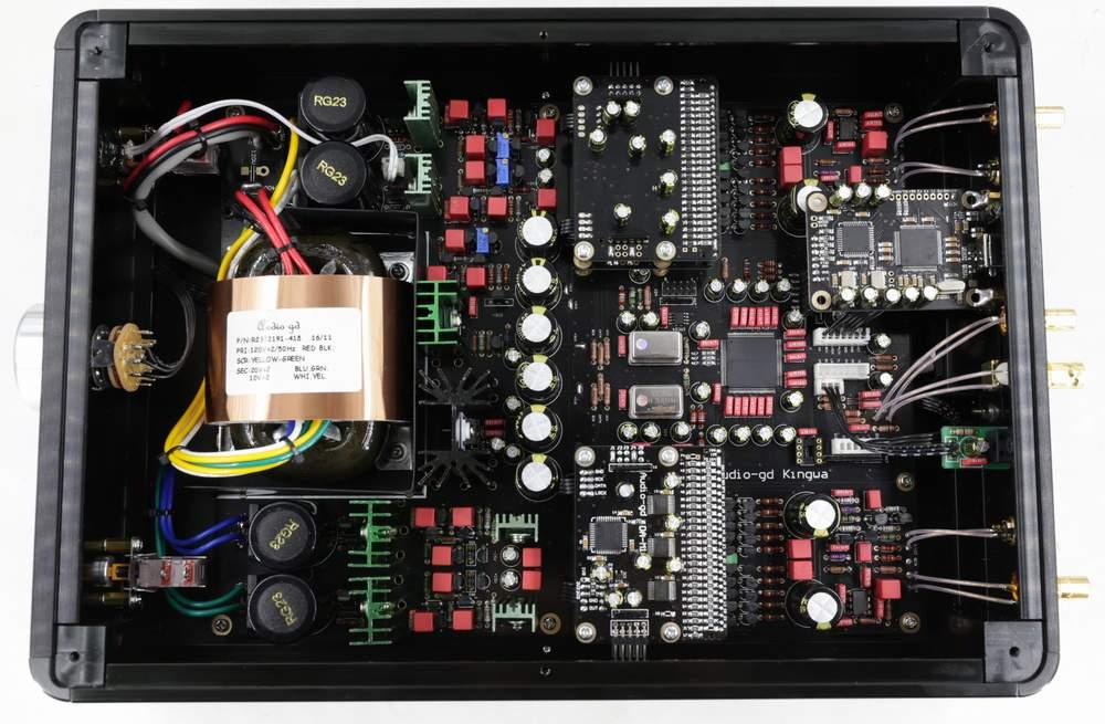 Audio GD Singularity 19 - New R2R DAC | Super Best Audio ...